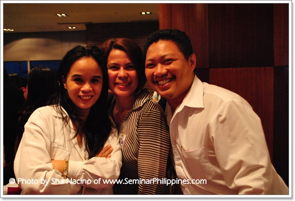 Rich Dad Asia Live in Manila 2011 -- participants
