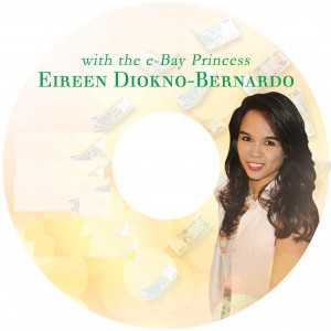 Eireen Diokno-Bernardo, e-commerce specialist and e-Bay Princess
