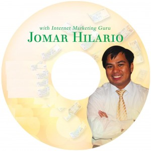Jomar Hilario, internet marketing guru