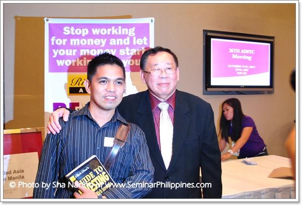 Rich Dad Asia Live in Manila 2011