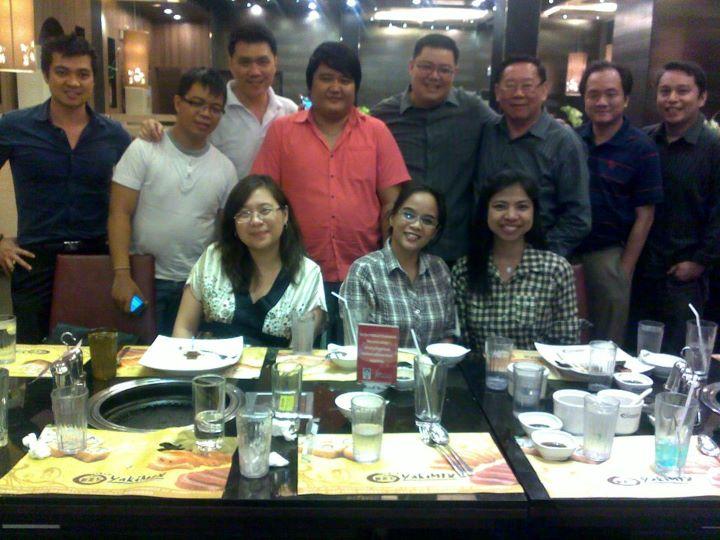 Dinner with Rich Dad Asia Mr. Bellum Tan