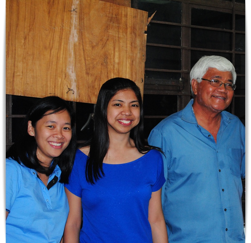 Meeting with Tito Tony Meloto of Gawad Kalinga