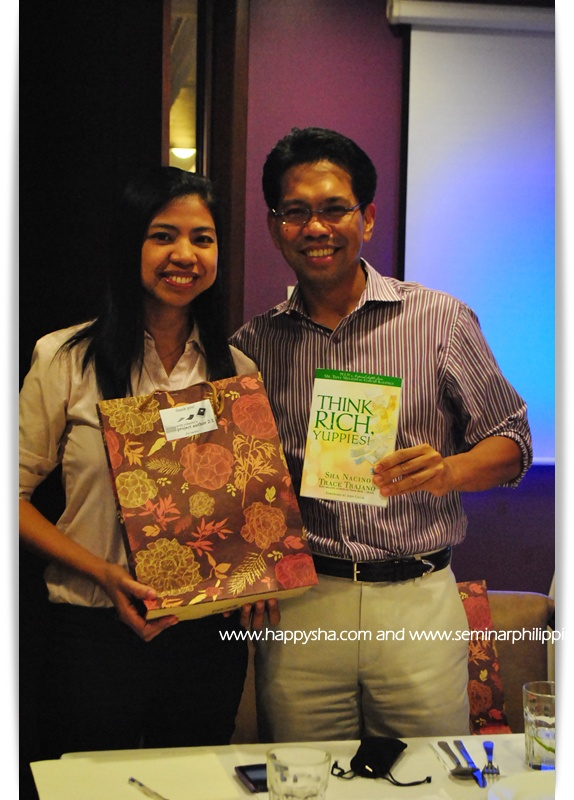 with best-selling author Ardy Roberto