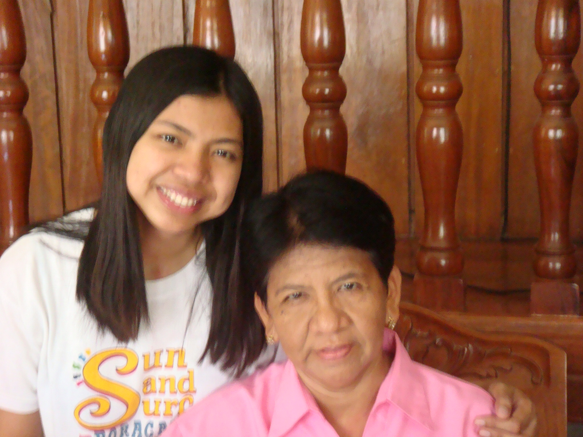 I love you, Ma! Happy Mother's Day :)