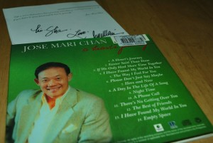 A Heart's Journey by Jose Mari Chan