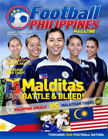 Philippine Women's National Football Team Malditas