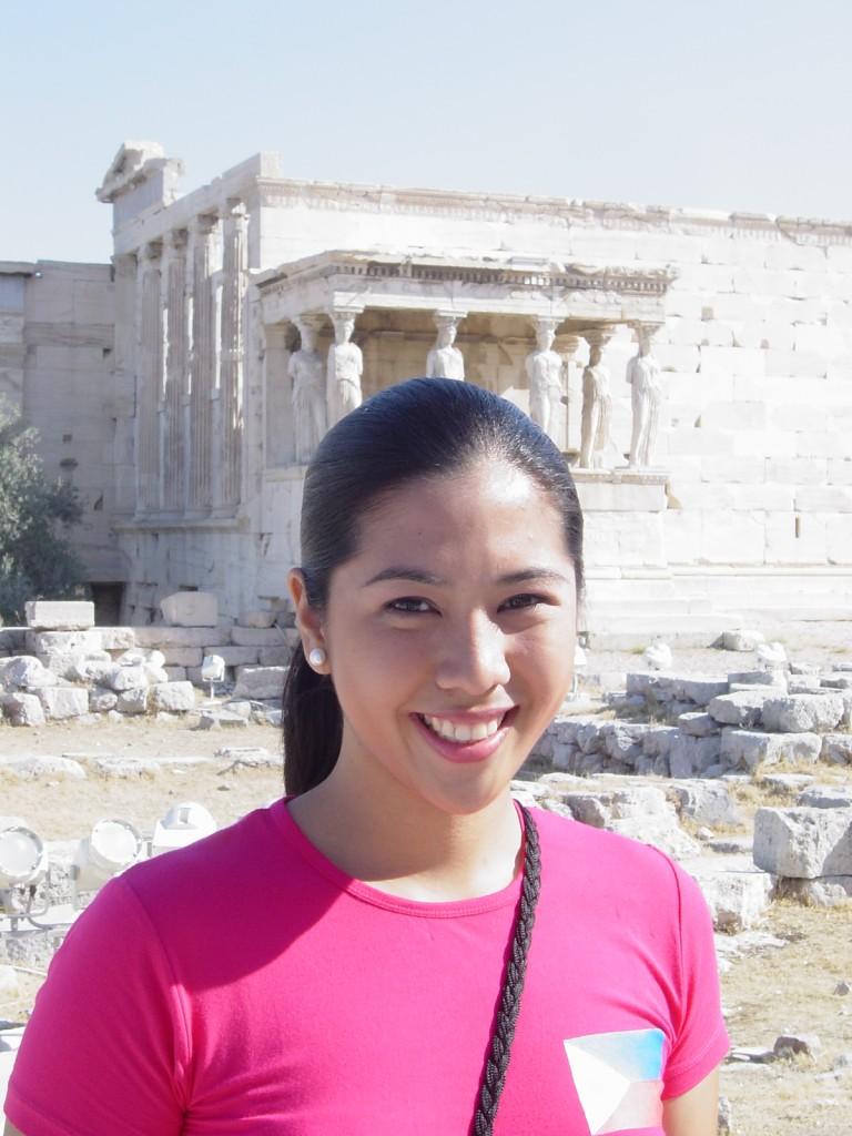 Marielle Benitez of Bayanihan and Malditas
