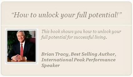 Brian Tracy on Sha Nacino's book