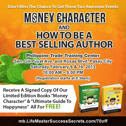 How to Be a Best Selling Author