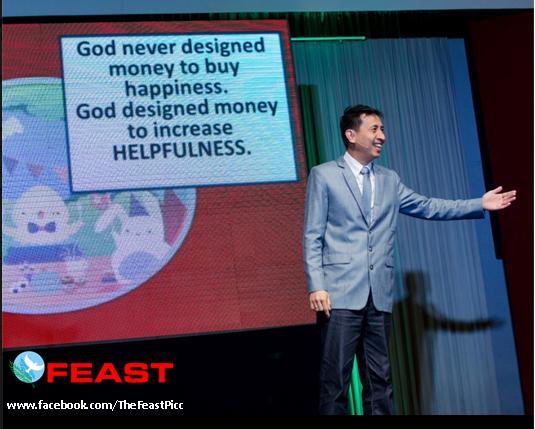 Happy, Healthy, Holy Money