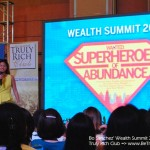 Bo Sanchez Wealth Summit with Miriam Quiambao