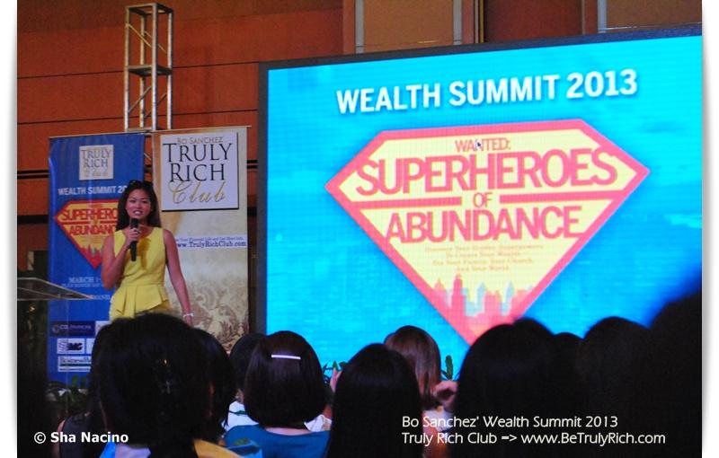Bo Sanchez Wealth Summit with Miriam Quiambao
