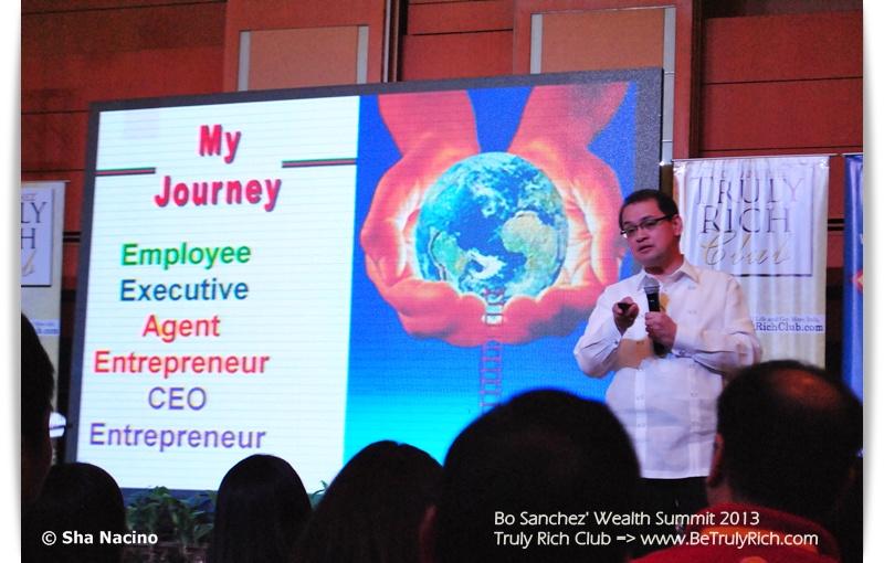 Bo Sanchez Wealth Summit 2013