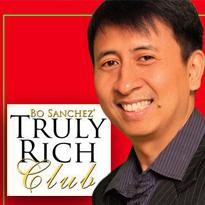 Bo Sanchez Truly Rich Club