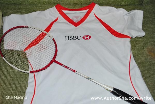 Play Badminton, Sha Nacino