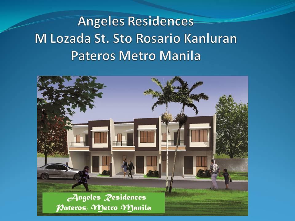 Angeles Residences