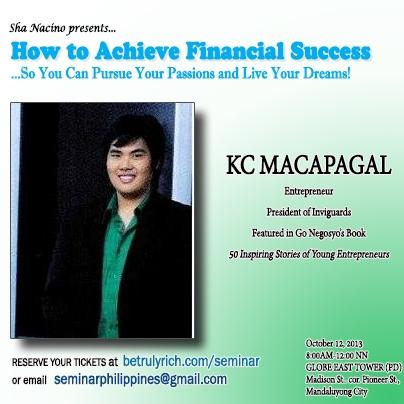 KC Macapagal