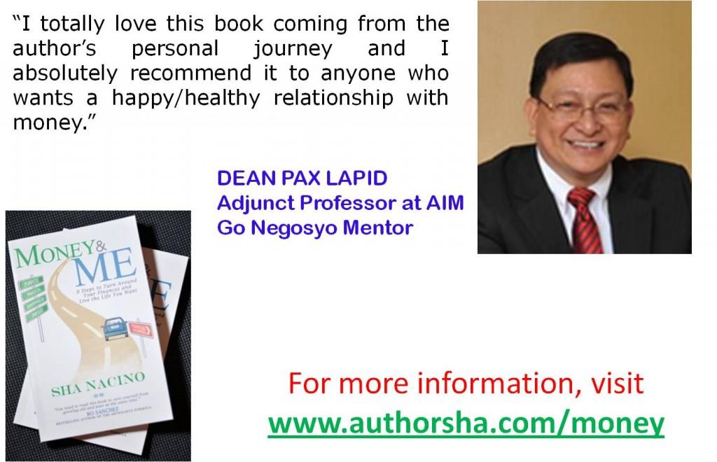 Dean Pax Lapid