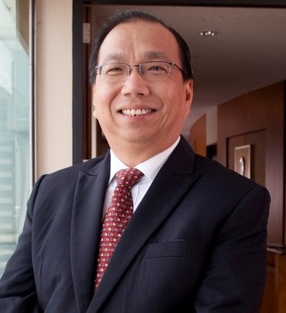 Mr. Edward Lee Founder and Chairman of COL Financial