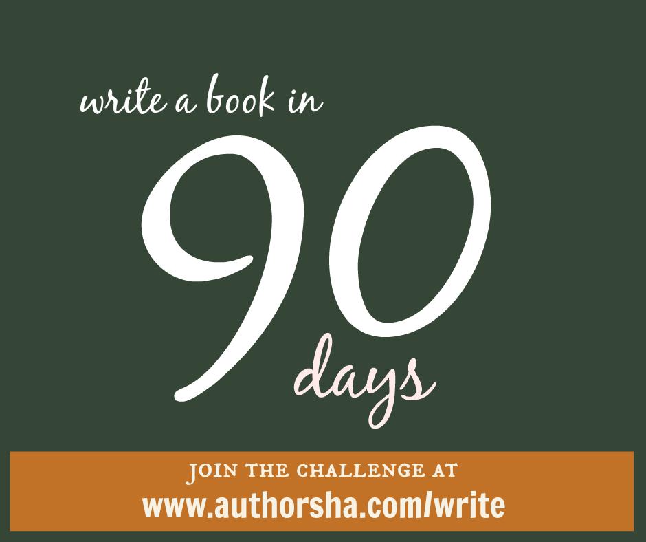 Authorsha_90dayschallenge
