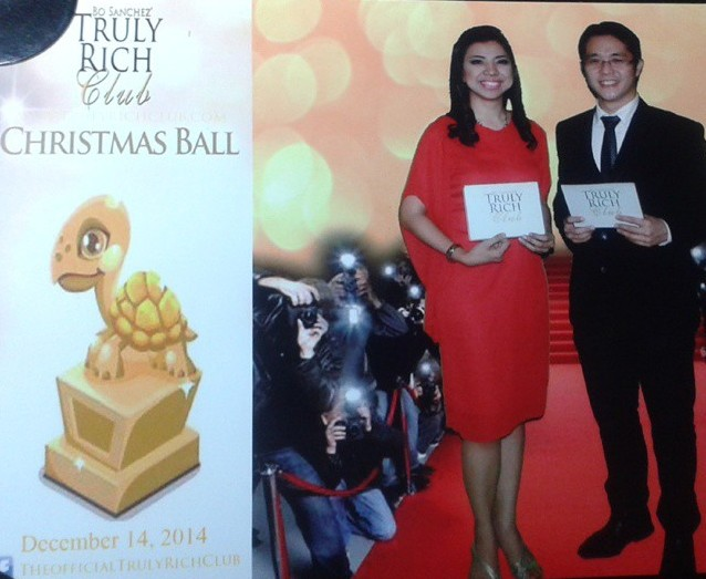 Hosting the TRC Christmas Ball