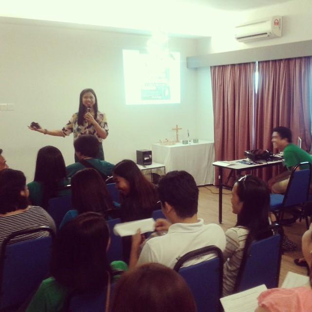 Talk at The Feast Malaysia