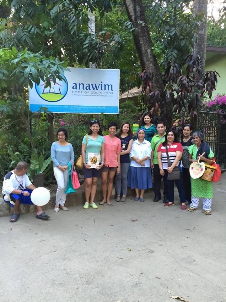 Anawim with friends