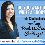 90-day book writing challenge