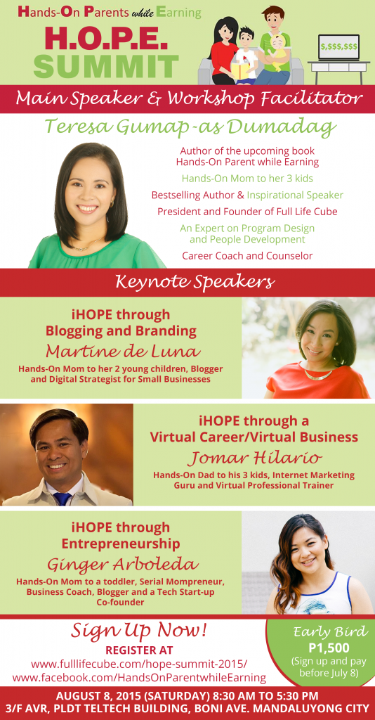 HOPE Summit-Tere