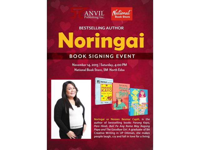 Photo Credit: National Book Store and Anvil